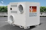 1M BTU indirect fired air heater